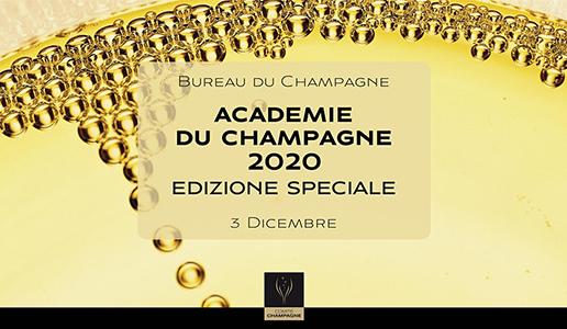 Académie du Champagne 2020