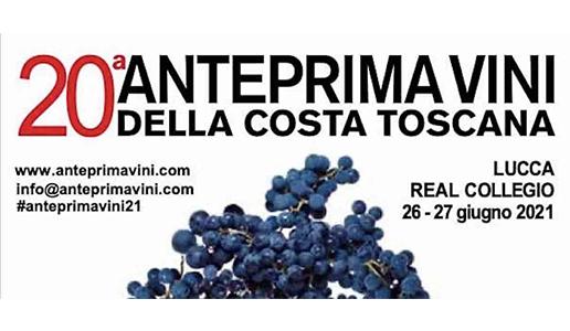 Anteprima Vini della Costa 2021 - Lucca