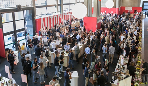 AUTOCHTONA 2018 15° Forum nazionale dei vini autoctoni Bolzano, 15 – 16 ottobre 2018