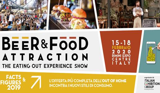 beer & food attraction 2020