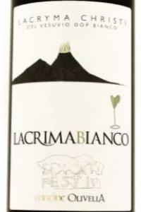 Cantine Olivella Lacryma Christi del Vesuvio Bianco Lacrimabianco 2018