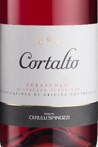 Cerulli Spinozzi Cerasuolo d'Abruzzo Superiore Cortalto 2019