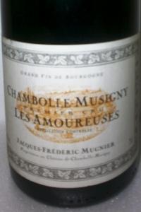 Chambolle Musigny 1er Cru Les Amoureuses Mugnier 2008