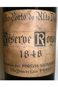 Companhia dos Portos Santhiago Porto do Alto Douro Reserve Royal