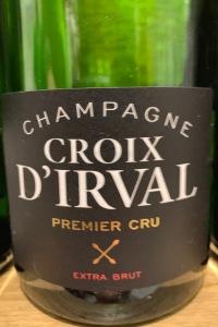 Croix D'Irval Champagne Extra Brut Premier Cru