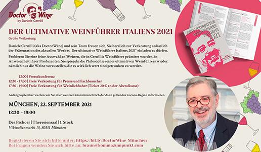 doctorwine München 2021