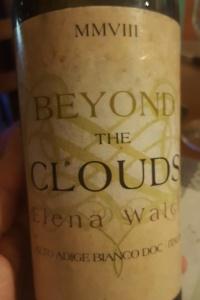 Beyond the Clouds Elena Walch alto adige bianco