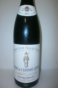 Beaune 1er Cru Vigne de L'Enfant Jesus 2015 Bouchard Pere & Fils