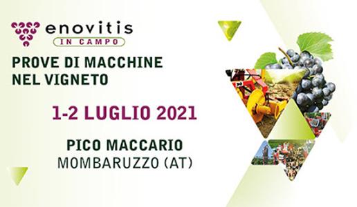 Enovitis in Campo 2021 - Mombaruzzo (AT)