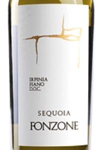 Fonzone Caccese Irpinia Fiano Sequoia vino bianco Campania