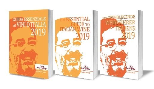 Risultati immagini per guida essenziale ai vini d'italia 2019