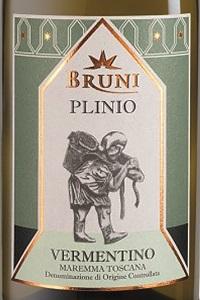 Bruni Maremma Toscana Vermentino Plinio 2019