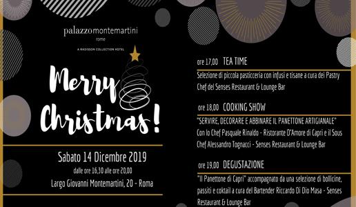 Merry christmas Palazzo Montemartini Rome
