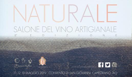 Naturale - Salone del vino artigianale 2019
