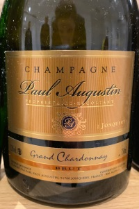 Paul Augustin Champagne Grand Chardonnay