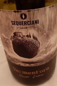 Sequerciani Toscana Verment'oro 2018