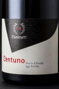 CVA Canicattì Sicilia Nero d'Avola Centuno 2015