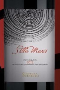 stilla maris campania aglianico igt tenuta scuotto vino rosso campania etichetta