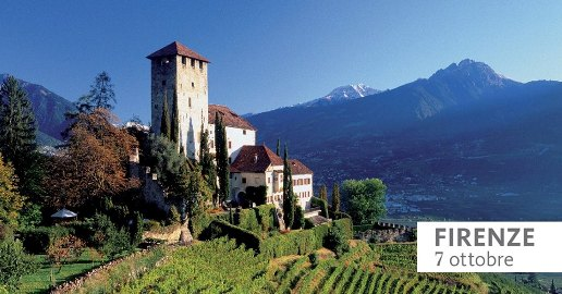 I vini dell'Alto Adige in tour a Firenze