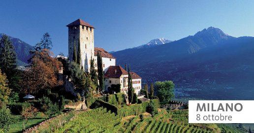I vini dell'Alto Adige in tour a Milano