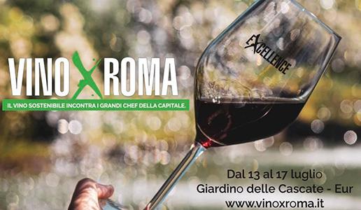 Vino X Roma 2021