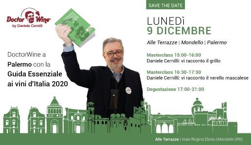 Palermo - Presentazione Guida Essenziale ai Vini d'Italia 2020