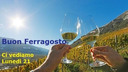 10 vini per Ferragosto