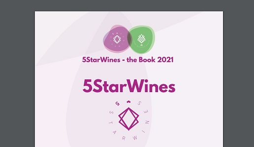 5StarWines The Book 2021 - Vinitaly