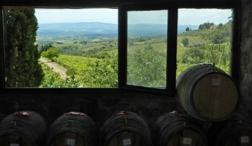 castellare di castellina i sodi di san niccolo vino rosso toscana 2013 panorama cantina