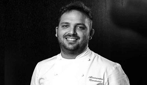 Alessandro Narducci Chef Acquolina