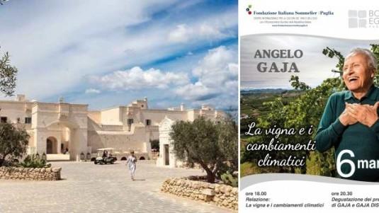 Angelo Gaja e il cambiamento climatico