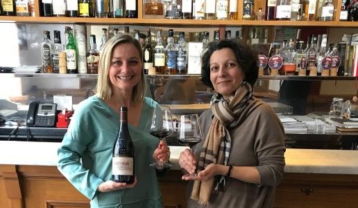 Antonella Amodio e Carla Trimani