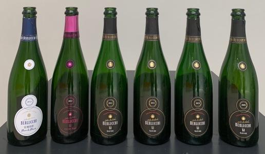 berlucchi franciacorta '61 bottiglie