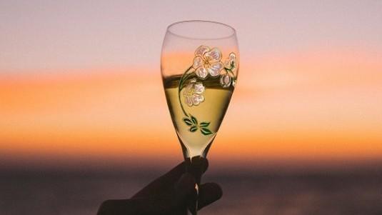 Blanc de Blancs, il nuovo splendido champagne firmato Perrier-Jouët
