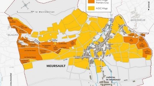 Borgogna Grandi Firme (2): Meursault (Blanc)