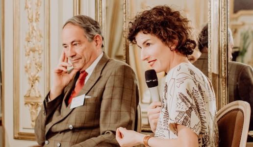 Bruno e Alice Paillard