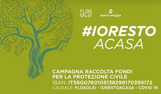 Campagna raccolta fondi Flos Olei