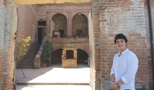 castello tricerchi tommaso squarcia cantina vini toscana montalcino