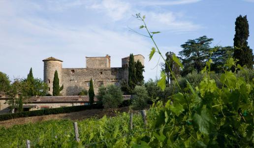 Castello di Meleto a Gaiole in Chianti in Chianti Classico
