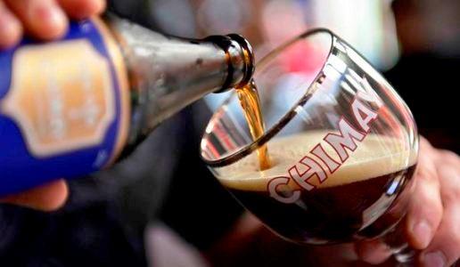 Chimay Grand Réserve birra scura trappista