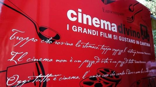 Cinemadivino: i grandi film nelle cantine italiane