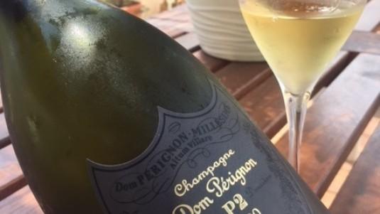 Dom Pérignon P2 2000, l'energia del tempo