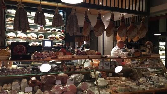 Ercoli, gastronomia con cucina ai Parioli