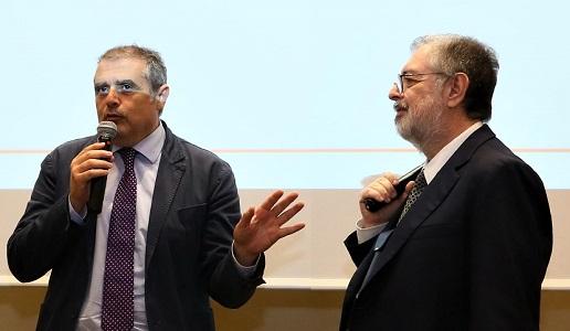 Fabrizio Carrera direttore di Cronache di Gusto intervista Daniele Cernilli direttore di DoctorWine