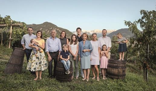 Famiglia Rottensteiner Alto Adige