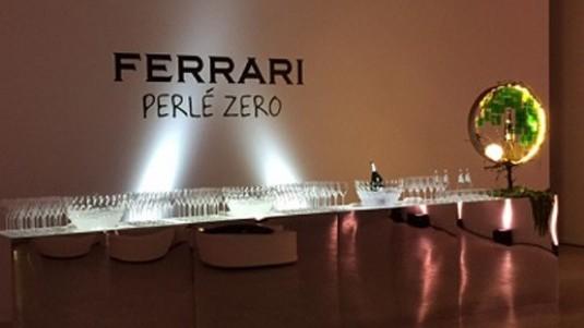 Ferrari Perlé Zero, molto più di un pas-dosé