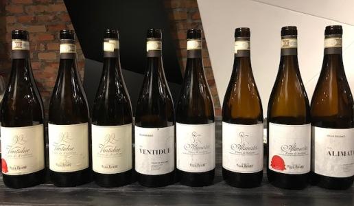 Fiano di Avellino Villa Raiano bottiglie