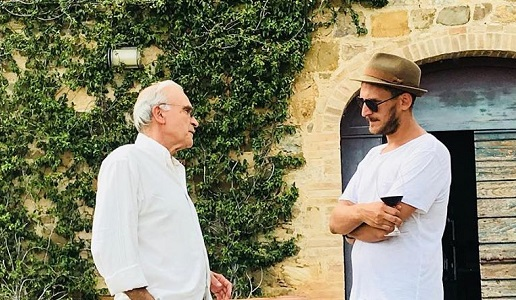 Francesco Leanza e Stefan Peter Eichbauer