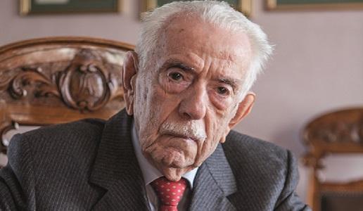 Giustino Bisol fondatore Cantine Ruggeri