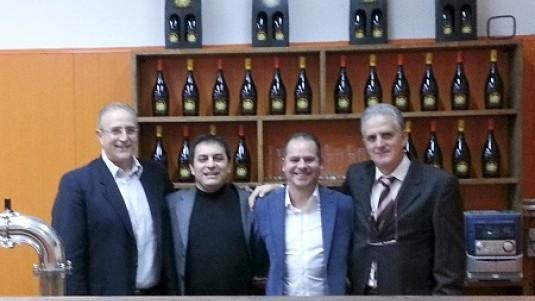 birra irias al zabir i soci birrificio siciliano
